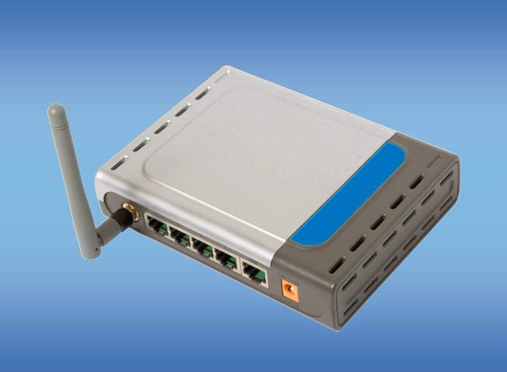 Alter Router gegen neuen Router austauschen